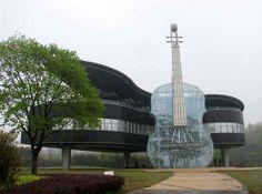 Chinese Piano House