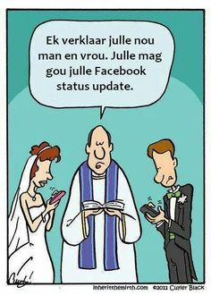 New wedding vows funny hilarious humor ideas Facebook Humor, Facebook Quotes, Facebook Status, Fb Status, Facebook Style, Social Status, Facebook Likes, Social Networks, Funny Shit