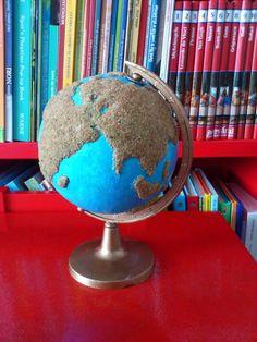 Mic atelier de creatie: Pamant-apa-aer (Montessori)