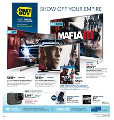 Best Buy Weekly Ad October 2 - 8, 2016 - http://www.olcatalog.com/electronics/best-buy-weekly-ad.html