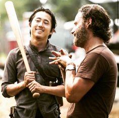 Glenn and Rick
