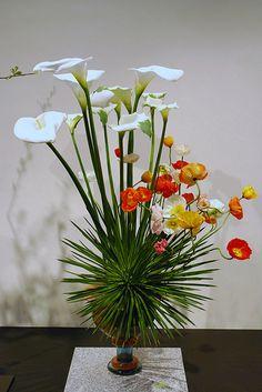 Kyoto Ikebana Exhibition   Flickr: partage de photos!