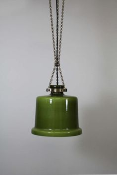 Gino Sarfatti; Bronzed Copper and Glass Ceiling Light for Arteluce, 1961.