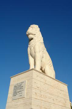 VISIT GREECE| Piraeus Lion, #piraeus #Attica #travel #greece