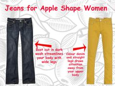 Style High Street: Building wardrobe for the Apple Shape Body by Ruth Worden Schlegel Apple Body Shape Outfits, Apple Shape Fashion, Dresses For Apple Shape, Apple Body Type, Apple Body Shapes, Fashion Over, Curvy Fashion, Plus Size Fashion, Apple Dress
