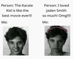 There is only one Karate Kid (well three) and that's the one with Ralph Machio. The Karate Kid 1984, Karate Kid Cobra Kai, Karate Karate, Karate Girl, Kid Memes, Funny Memes, Hilarious, Miyagi, The Outsiders Preferences