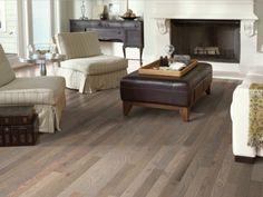 """Bryson II 4S Plank 3.25"""" Solid Oak Flooring in Weathered"""