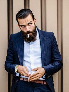 Manuel Zenker #beard