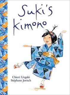 Children's Book: Suki's Kimono - Find more details about this book and more children's books set in the same country. Then click around to find children's books set in countries around the world. KidsTravelBooks