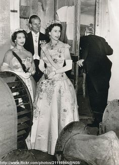 Royal Family and King Gustav Adolf
