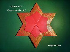 Origami, Fleurogami und Sterne: OASIS Star