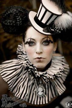 Harlequin, carnival