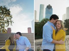 Erin Co. Photography // www.erincophotography.com // Houston Portrait Photographer // Engagement session