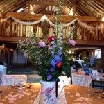 At Over Farm Funeral Bouquet, Funeral Flowers, Christmas Door Wreaths, Gloucester, Countryside, Centre, Inspire, Weddings, Table