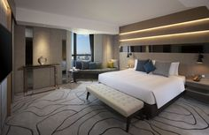 The Optimum Floor - Executive Deluxe Room