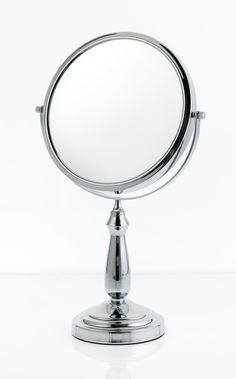 Danielle Creations Column Stem Vanity Mirror