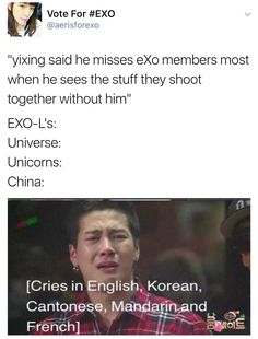 This is funny but seeing Jackson cry makes me sad Got7 Funny, Funny Kpop Memes, Exo Memes, Seungri, Bigbang, Steven Universe, Shinee, Day6 Sungjin, Exo Facts