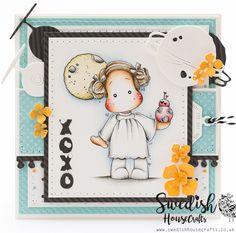 Tilda with XOXO   By Tamara - Swedish House Crafts