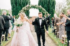 Cherry blossom filled wedding in the Irish countryside, photographed by Studio Brown. Wedding Music, Our Wedding, Destination Wedding, Wedding Planning, Kleinfeld Dresses, Personal Wedding Vows, Wedding Rituals, American Wedding, Outdoor Ceremony