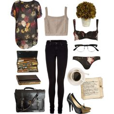 """""""Untitled #163"""" by the59thstreetbridge on Polyvore"""