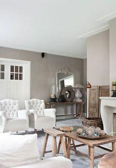 decor, chairs, landelijk wonen, paint colors, hous