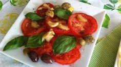 Farm Stand Tomato Salad