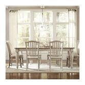 Found it at Wayfair - Mix-N-Match Chairs Wood Seat Side Chair in Dover White