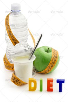 diet ...  apple, bottle, calorie, centimeter, chain, colorful, concept, dairy product, detoxification, diet, dietetic, dieting, dietitian, drinking water, eating, exercise, fit, fitness, food, fresh, freshness, fruit, green, health, healthcare, healthy, inches, lifestyle, light, lose, loss, measuring, measuring tape, natural, nutrition, overweight, slender, slim, slimming, symbol, tape, tape-measure, water, weight, well-being, wellness, white, yoghurt, yogurt