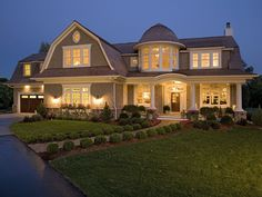 This is such a charming home. Love the shingle style siding - plan 013S-0014