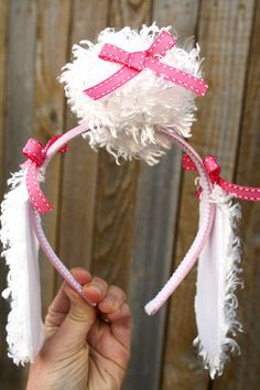 How to Make a Poodle Headband | ecBloom