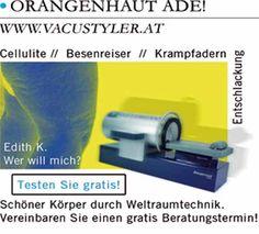 http://www.vacu.at/ vacustyler, vacu, gute figur durch weltraumtechnik, wasser in den Beinen