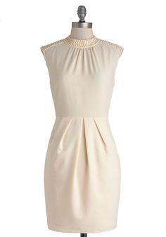 Def can see myself in this Glossary of Glamour Dress, #ModCloth
