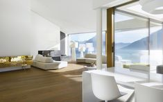 Apartment 1 - residence in Tessin Interior Design And Space Planning, Villa, Residential Architecture, Oversized Mirror, Building, Furniture, Switzerland, Language, Home Decor