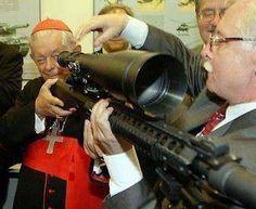 El Banco del Vaticano es el principal accionista de la mayor industria de armamentos en el mundo PietroBeretta