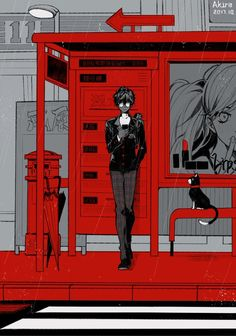 Community for Persona 5 and Persona 5 Royal Do not post spoilers outside of the megathread Persona 5 is a role-playing game in which. Persona Five, Persona 5 Anime, Persona 5 Joker, Video Game Art, Video Games, Ren Amamiya, Shin Megami Tensei Persona, Akira Kurusu, Tokyo