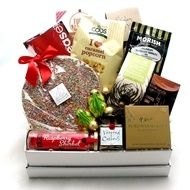 gourmet gift boxes australia - Giant Freckle Mix Gift Box - Gourmet (No Alcohol) - Food & Alcohol Gifts - Product Catalogue