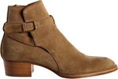 Saint Laurent Wyatt Ankle Boots at Barneys New York