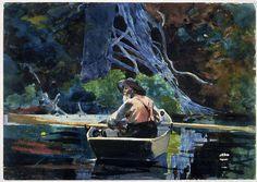 Winslow Homer - The Adirondack guide.jpg