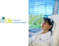 #airlife #aire #previsión #virus #hongos #bacterias #esporas #purificación  Airlife te informa que la terapia con oxígeno ionizado, es decir, la oxigenoterapia con iones, estimula la recarga de reservas energéticas en todas las fases de la vida humana. http://airlifeservice.com/