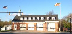 Prince George's County Maryland Station 1. Hyattsville, Maryland.