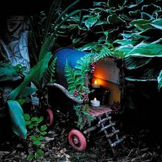 <p>We all need a little magic in our lives. But what a lot of us don't need is a tiny garden full of fairy statues with vacant, thousand-yard stares. So we've rounded up the 12 most gorgeous, whimsical fairy garden designs, with not a single figurine in sight.</p>