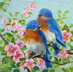 Home Living: Whatever is Lovely painting by Susan Rios