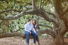 Stephanie Benge Photography | Nashville Wedding Photographer | Centennial Park | Nashville | Engagement Photos | Engagement Session