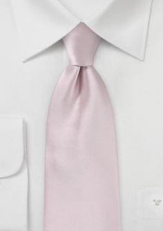 Blush Colored Necktie
