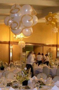 Wedding decorations balloons centerpieces new Ideas Wedding Balloon Decorations, Balloon Centerpieces, Wedding Balloons, Masquerade Centerpieces, Banquet Centerpieces, Wedding Centerpieces, Balloon Topiary, Balloon Arch, Balloon Ideas