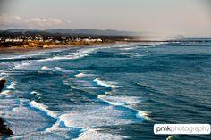 Newport OR - Nye Beach