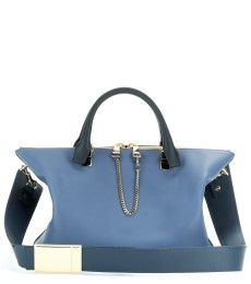 nwt lush leather on trend polished black ivory day baylee bag chloe d ... d00538966304e