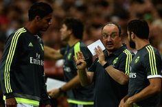 Tababaraha kooxda Real Madrid, Rafa Benitez ayaa shirkiisii jaraa'id ee maanta waxa uu kaga hadlay arrimo badan oo ay ugu horreeyaan dhaawacyada haleelay ciyaartooyadiisa James iyo Danilo oo ku wax…