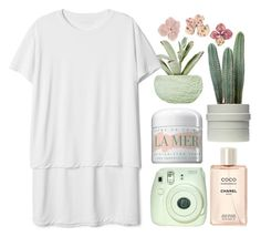 """""""reality"""" by anastazia-jae ❤ liked on Polyvore featuring Fuji, Chen Chen & Kai Williams, Chanel and La Mer"""
