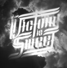 Victory is Sweet - Marcos Calamato